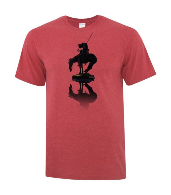 End of the Trail Tee Red