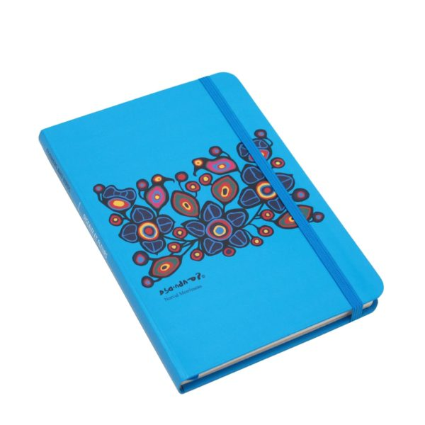 Flowers and Birds Hardcover Journal Front Cover