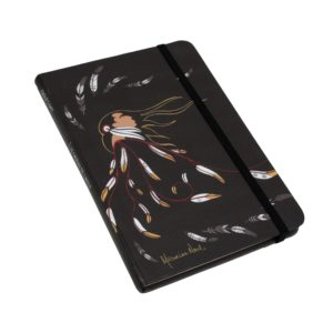 Eagle's Gift Hardcover Journal Front Cover