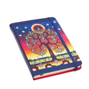 Tree of Life Hardcover Journal Front Cover