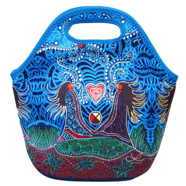 Breath of Life Lunch Bag