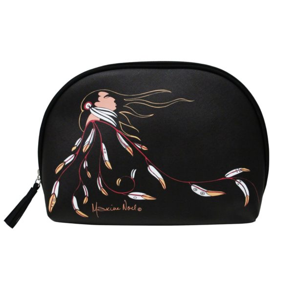 Black Eagle's Gift Cosmetic Bag Large