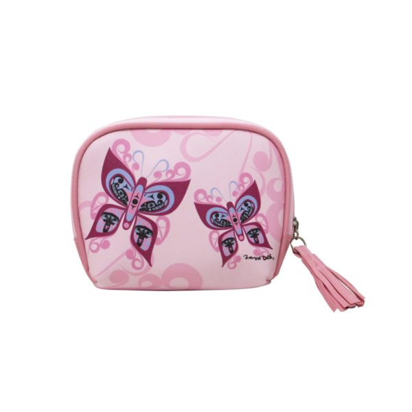 Pink Celebration of Life Cosmetic Bag Small